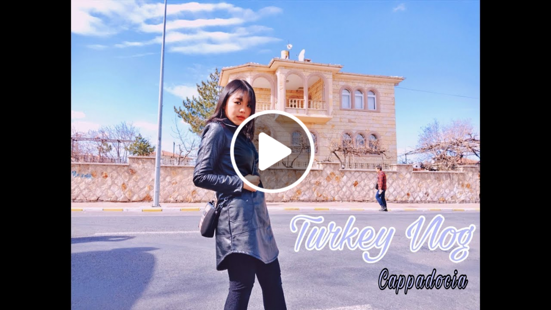 Jojo Sim // 说走就走Travel with Jojo Episode 8 Turkey (Part