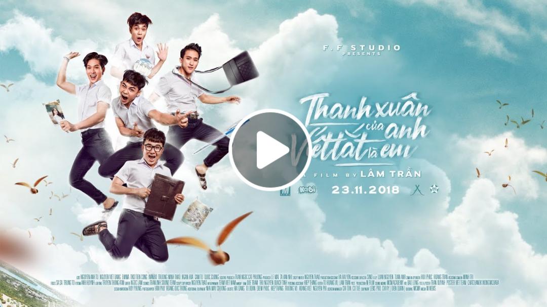Thanh Xuân Của Anh Viết Tắt Là Em | Official Movie | F.F Studio