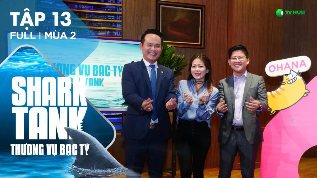 Shark Tank Việt Nam Tập 13 Full   Mối Nhân Duyên Giữa Startup Có Tâm Và Nhà Đầu Tư Có Tầm   Mùa 2