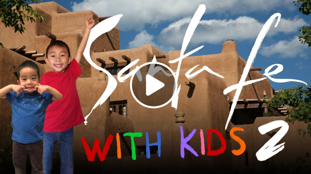 Things to do in Santa Fe with Kids (Georgia O'Keefe Museum/SF Children's Museum/Meow Wolf)