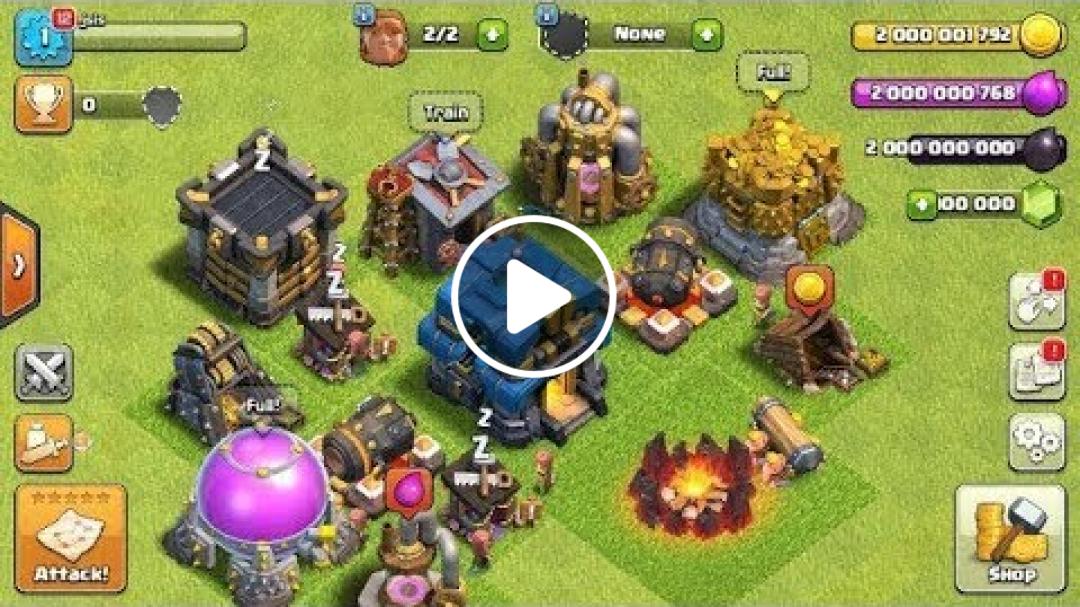 clash of clans hack 2018 online