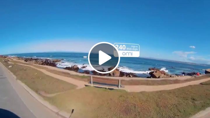 [OMICAM] Official Commercial Video 2018 (360 Video | 4K30fps)