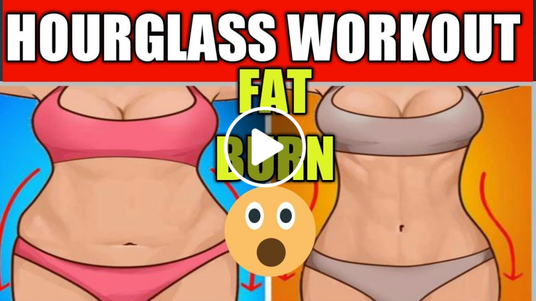 5 MIN FULL BODY FAT BURNING WORKOUT || HOURGLASS FIGURE WORKOUT