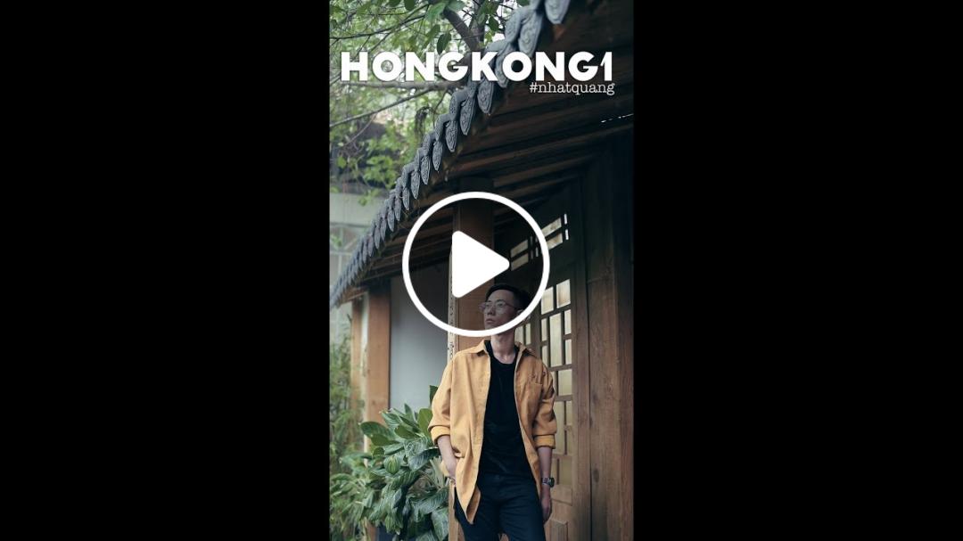 COVER | HONGKONG1 - NGUYỄN TRỌNG TÀI | NHẬT QUANG