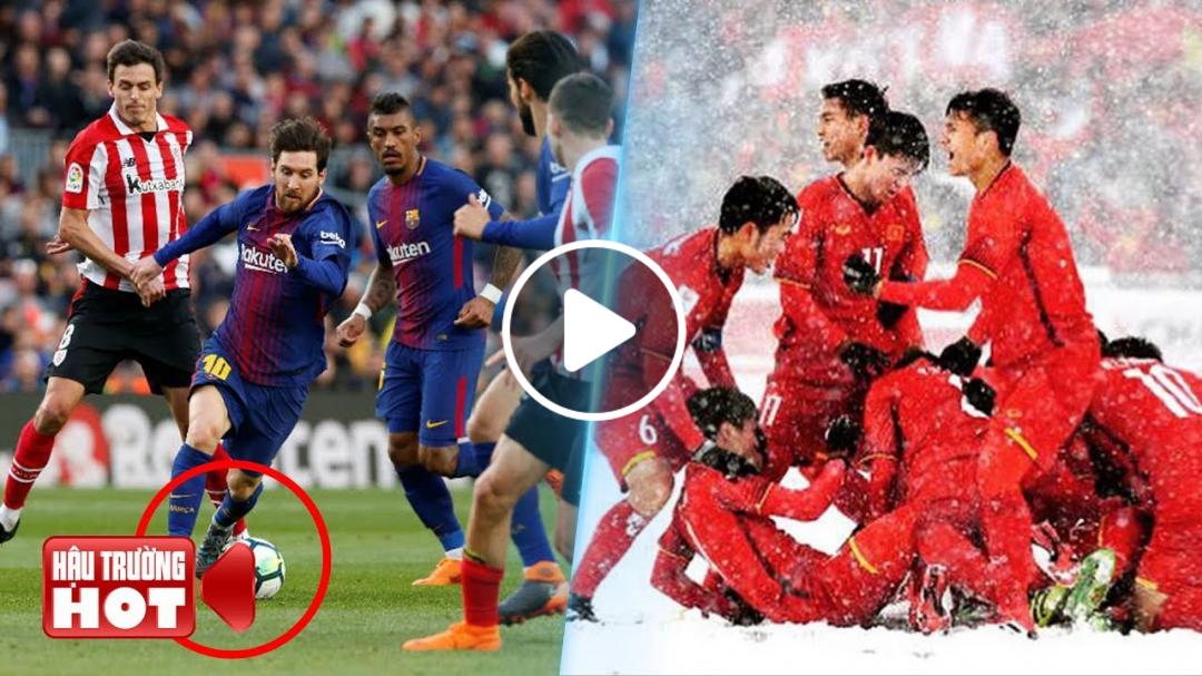 Sự khác nhau khi xem bóng đá nước ngoài và bóng đá Việt Nam | Chuyện Cuối Tuần 2019